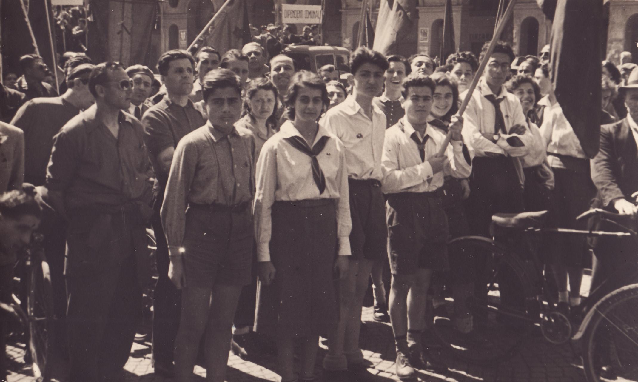 1° Maggio, festa di tutti i lavoratori