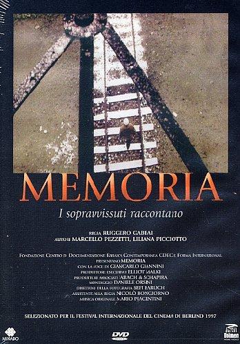 Memoria. I sopravvissuti raccontano
