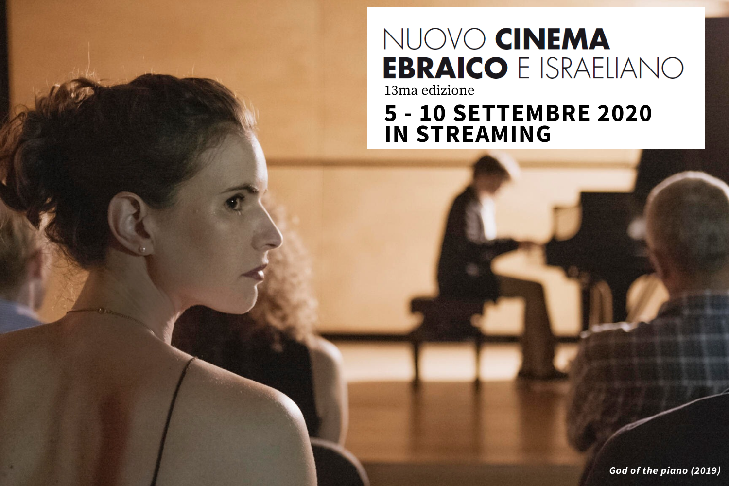 5-10|09 Save the Date: Rassegna Nuovo Cinema Ebraico e Israeliano