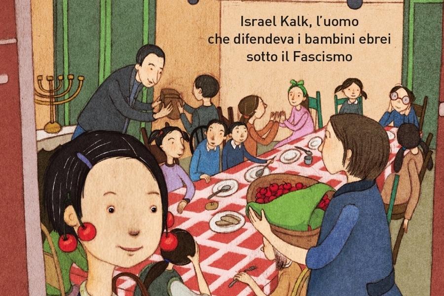 Anna Sarfatti partecipa a Libriamoci con il suo nuovo libro 'Pane e Ciliegie'