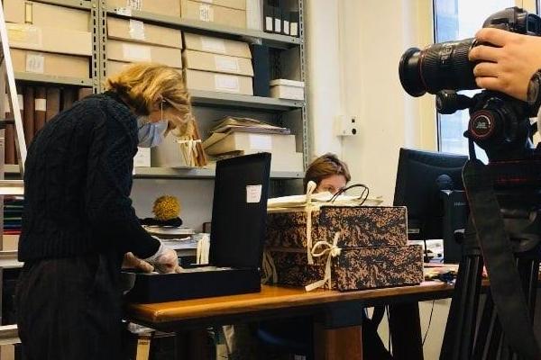 27.01.2021: Rai Storia trasmette una puntata speciale sulle ricerche scientifiche della Fondazione CDEC