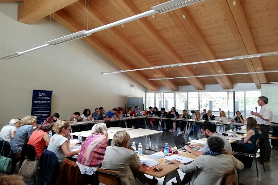 Intolerance Has No Place in the 21st Century – Presentazione con gli Istituti Italiani di Cultura