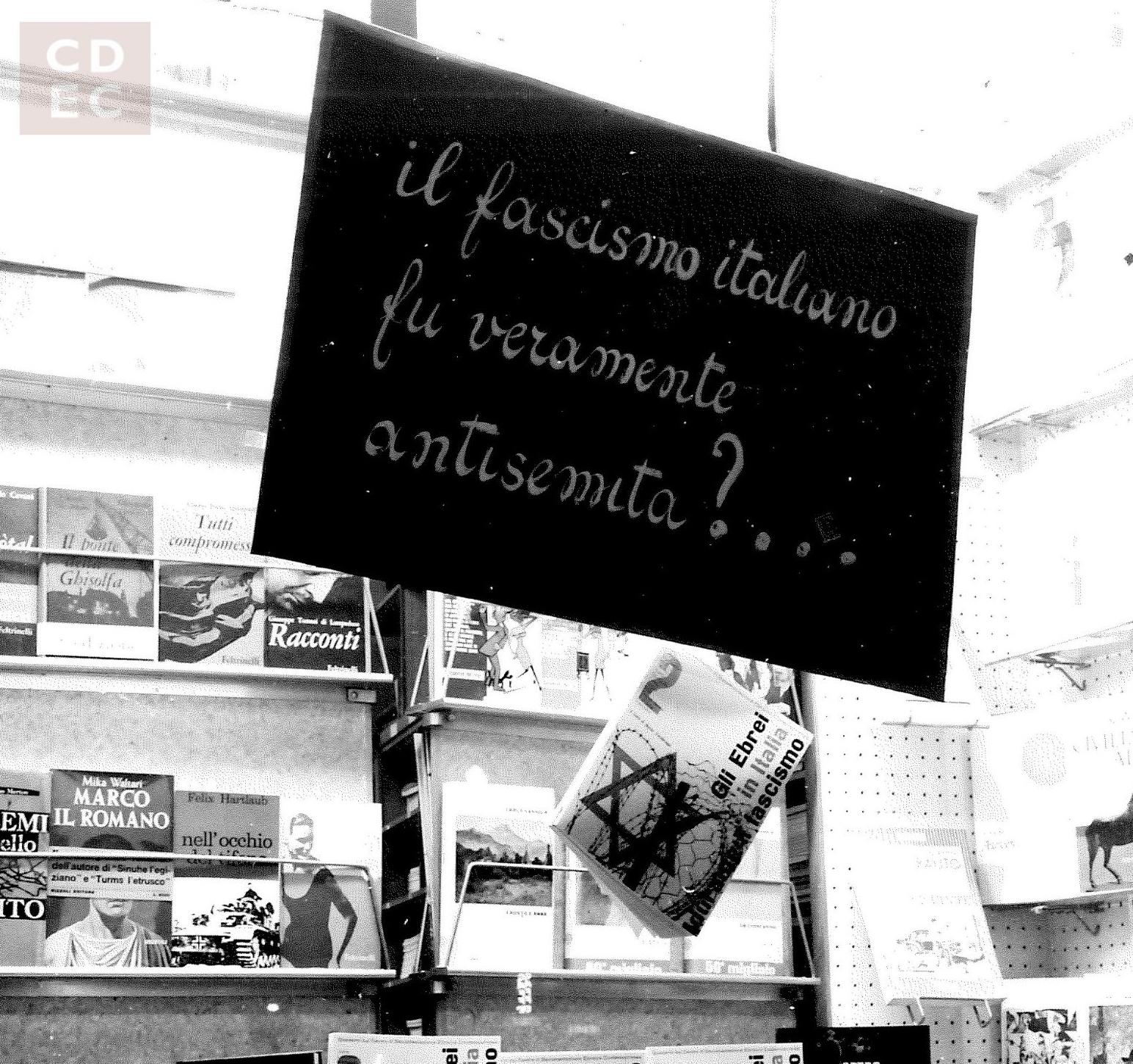 I Quaderni del CDEC e l'avvio del dibattito sulla persecuzione degli ebrei in Italia