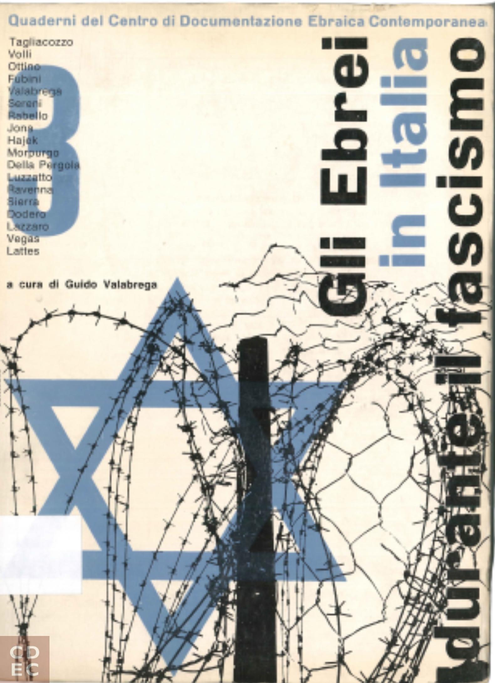 Copertina del Terzo Quaderno